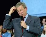GW Bush Confused
